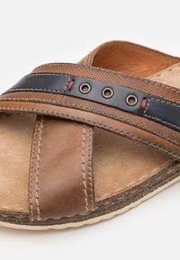 Pier One - Pantofle - brown - 5