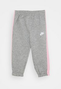 Nike Sportswear - FUTURA CREW SET - Mikina - dark grey heather