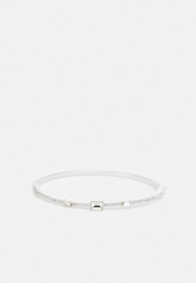 BAGUETTE BANGLE - Náramek - silver-coloured