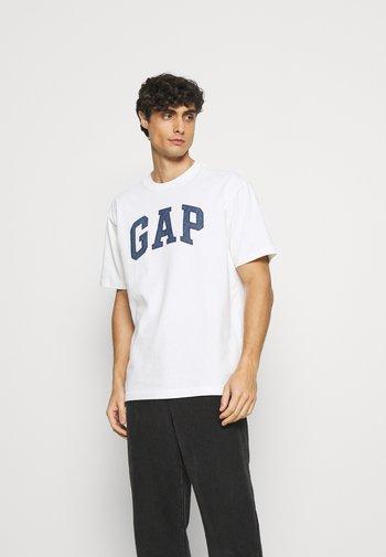 ARCH LOGO TEE - Print T-shirt - new off white