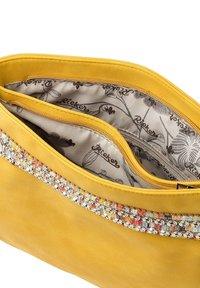 Rieker - Across body bag - yellow nut antique - 2