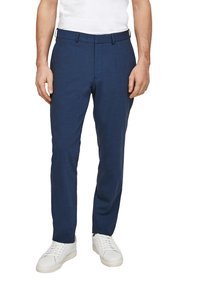 s.Oliver BLACK LABEL - MIT HYPERSTRETCH - Suit trousers - blue - 5