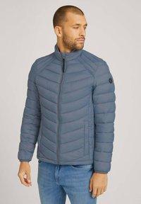 TOM TAILOR - Light jacket - blue grey - 0