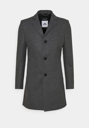 WOLGER COMPACT MELTON COAT - Cappotto classico - granite melange