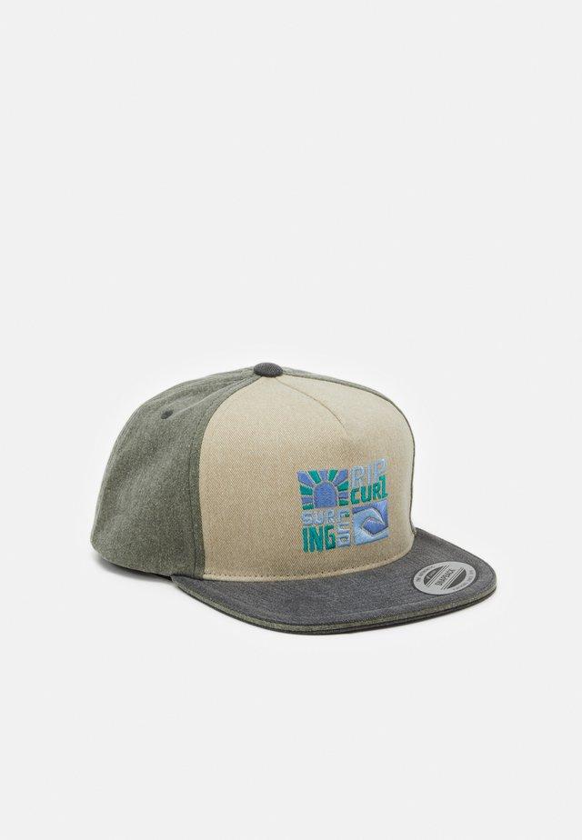 OCEANZ CAP BOY - Keps - bone