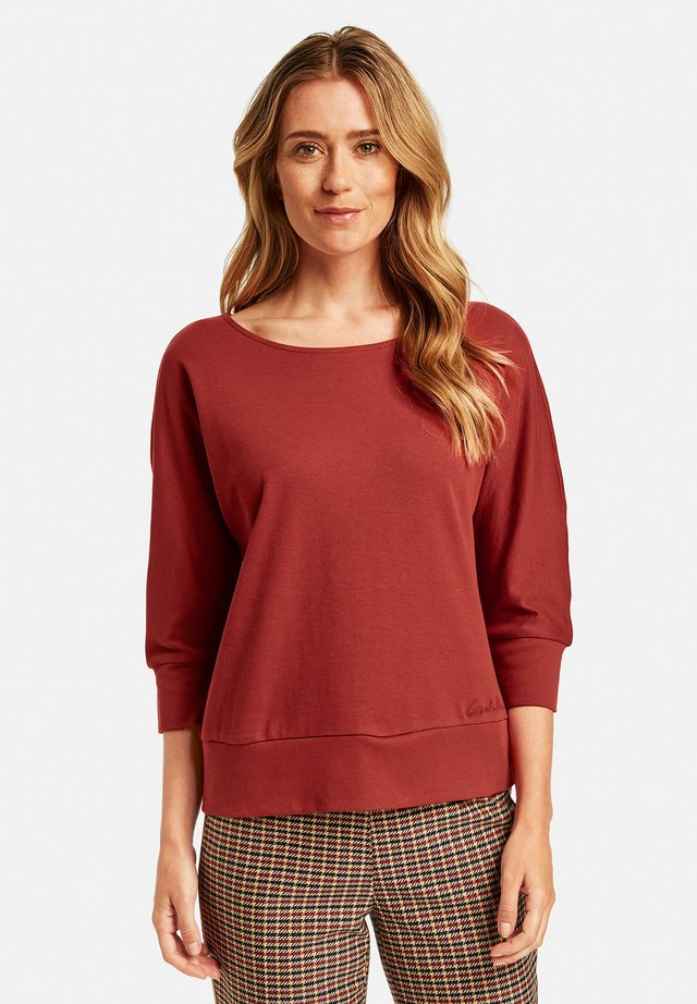 Long sleeved top - sienna