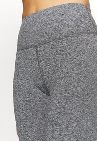 Cotton On Body - SO PEACHY - Leggings - black marle - 4