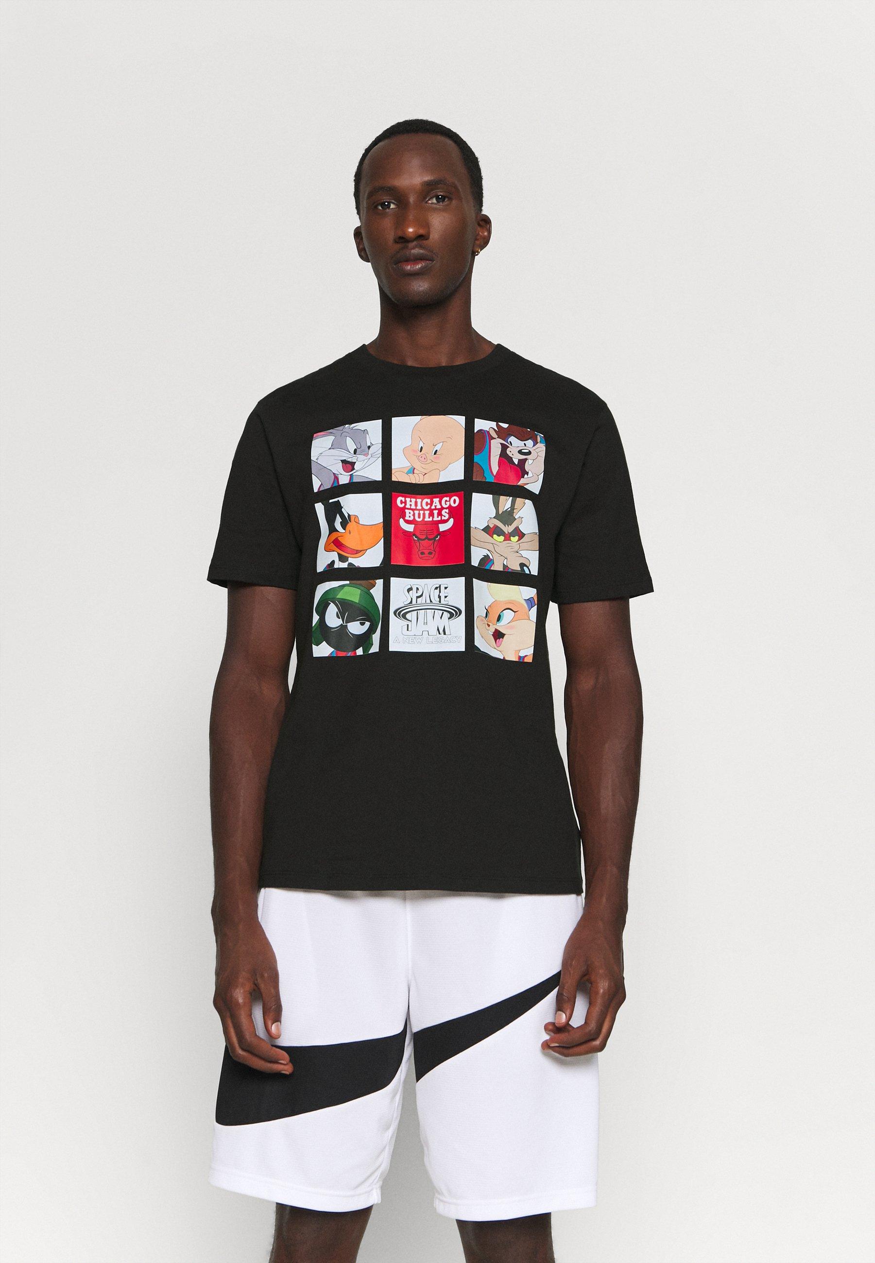 Homme NBA LOS ANGELES LAKERS SPACE JAM TUNE ZOOM TEE - T-shirt imprimé