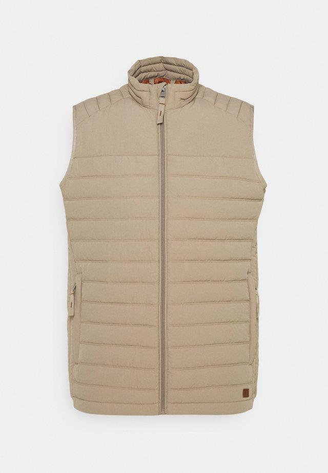 JJBASE LIGHT VEST - Vest - crockery