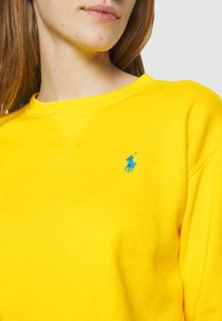 Polo Ralph Lauren - Sweatshirt - university yellow - 4