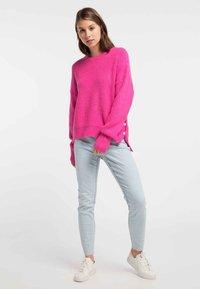 myMo - Jumper - neon pink - 1