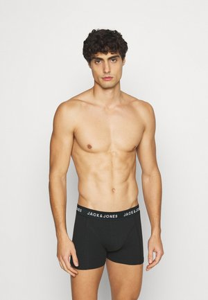 JACKRIS TRUNKS 5 PACK - Pants - black