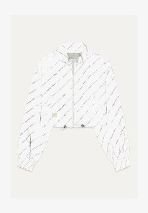 REFLEKTIERENDE CROPPED-JACKE 01242644 - Summer jacket - light grey