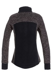 Roxy - MIT REISSVERSCHLUSS  - Fleece jacket - true black - 5