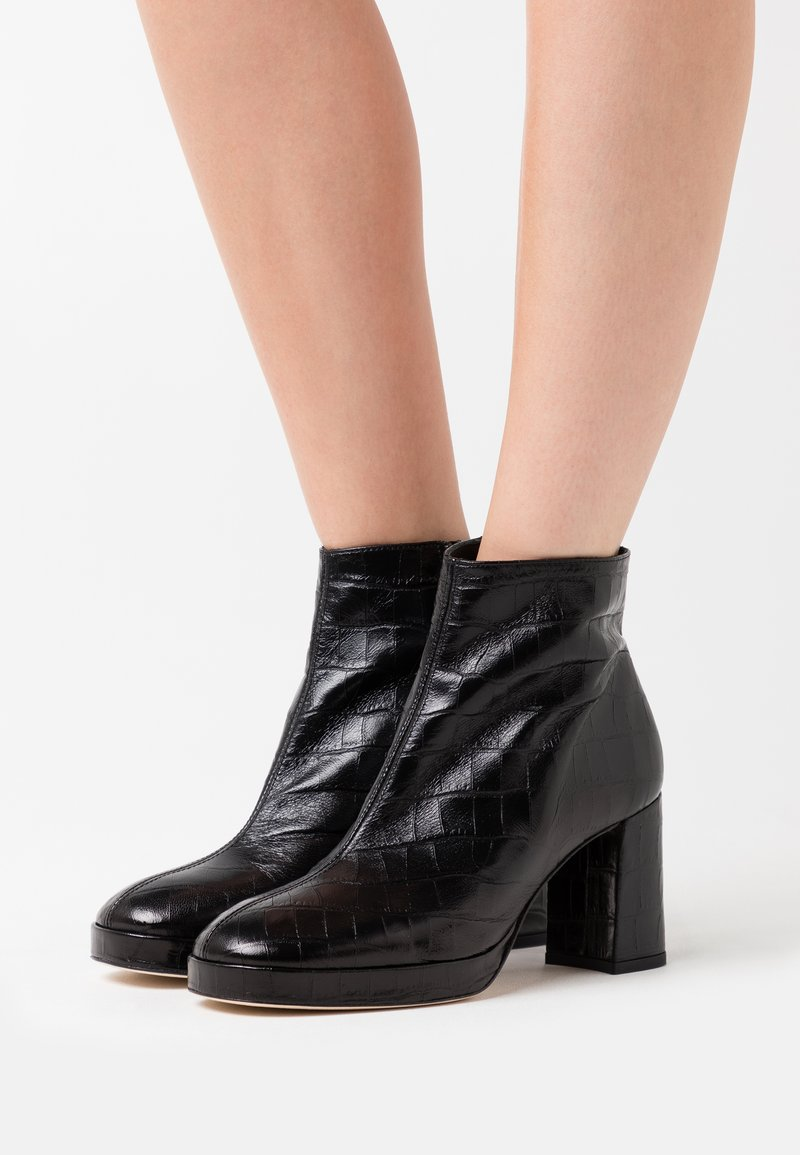 MIISTA - EDITH  - Ankle boots - black