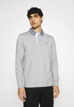THE ORIGINAL HEAVY RUGGER - Long sleeved top - grey