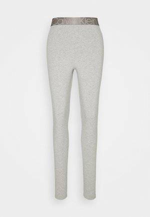 ICONIC LOUNGE LEGGING - Pyjama bottoms - grey heather