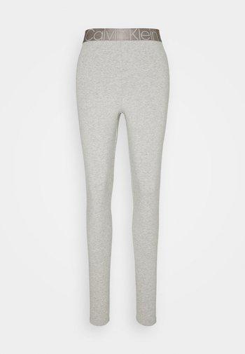 ICONIC LOUNGE LEGGING - Pyjama bottoms - grey heather