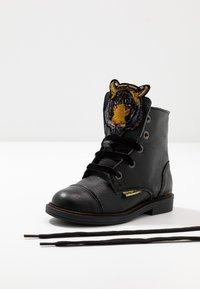 Vingino - BIANCA - Classic ankle boots - black - 6