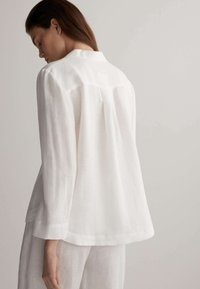 OYSHO - Pyjama top - white - 2