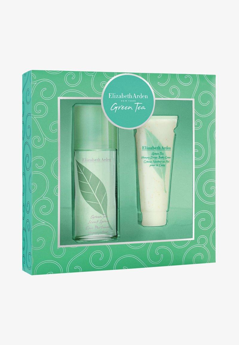 Elizabeth Arden - GREEN TEA EDT & HONEY DROPS BODY CREAM - Skincare set - -
