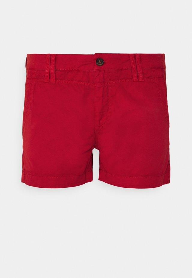 BALBOA - Shorts - mars red