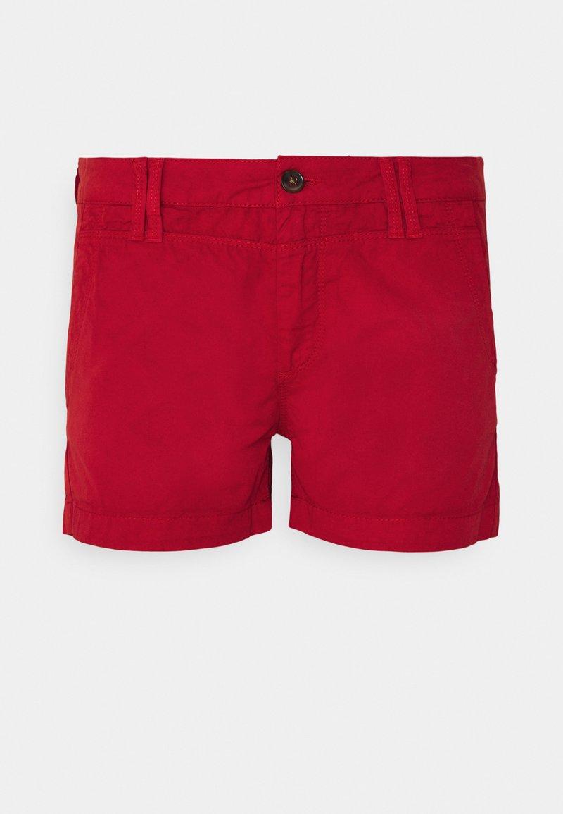 Pepe Jeans - BALBOA - Shorts - mars red