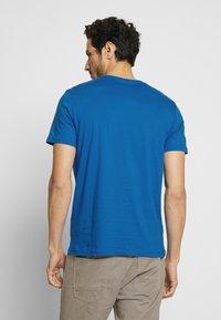 TOM TAILOR - Print T-shirt - victory blue - 2