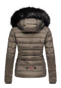 Navahoo - MIAMOR - Winter jacket - anthracite - 2
