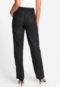 Olsen - Trousers - schwarz - 1