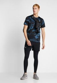 New Balance - PRINTED ACCELERATE - Tights - black - 1
