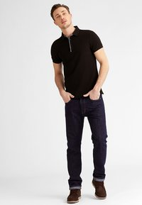 The North Face - Polo shirt - black - 1