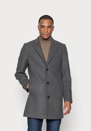 COAT CLASSIC - Short coat - grey wool
