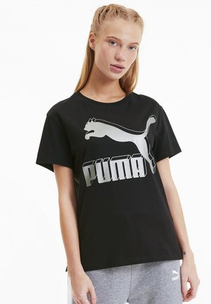 CLASSICS  - T-shirt print - black-metallic