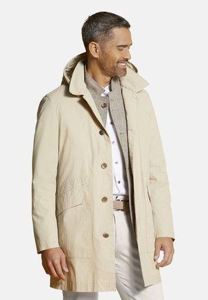 Classic coat - safran