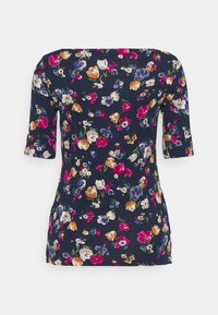 Lauren Ralph Lauren - Print T-shirt - french navy/multi - 1
