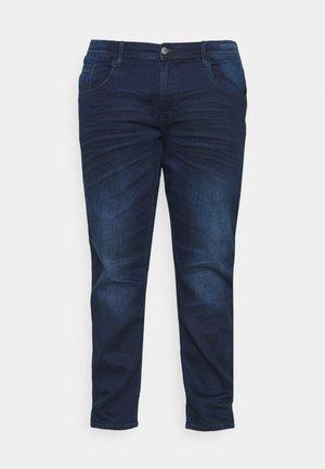TWISTER FIT - Straight leg jeans - denim dark blue