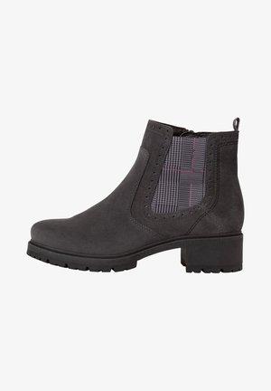 STIEFELETTE - Ankle boots - graphite
