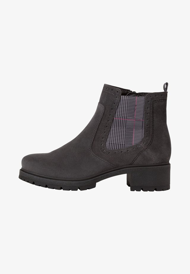 STIEFELETTE - Ankle boots - graphite