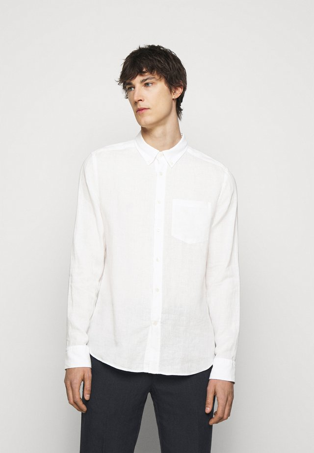 CLEAN SLIM - Camicia - cloud white
