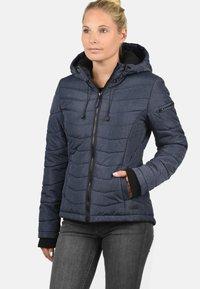 Blendshe - NYLA - Light jacket - mood indigo - 0