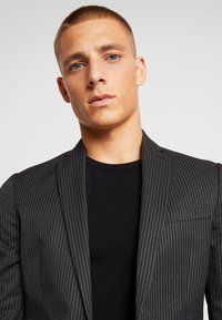 Topman - Suit jacket - dark grey - 3