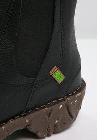 El Naturalista - Ankle boots - black - 6