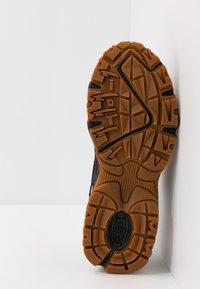 Skechers Sport - STAMINA CONTIC - Sneaker low - black - 4