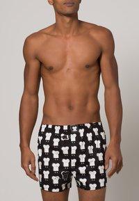 Lousy Livin Underwear - Trenýrky - black - 0