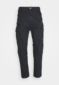 DRONER RELAXED TAPERED PANT - Cargo trousers - sartho blue wave