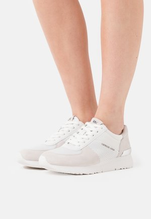 ALLIE TRAINER - Baskets basses - optic white