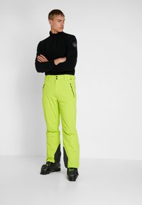 Killtec - VYRAN - Skibroek - neon lime - 3