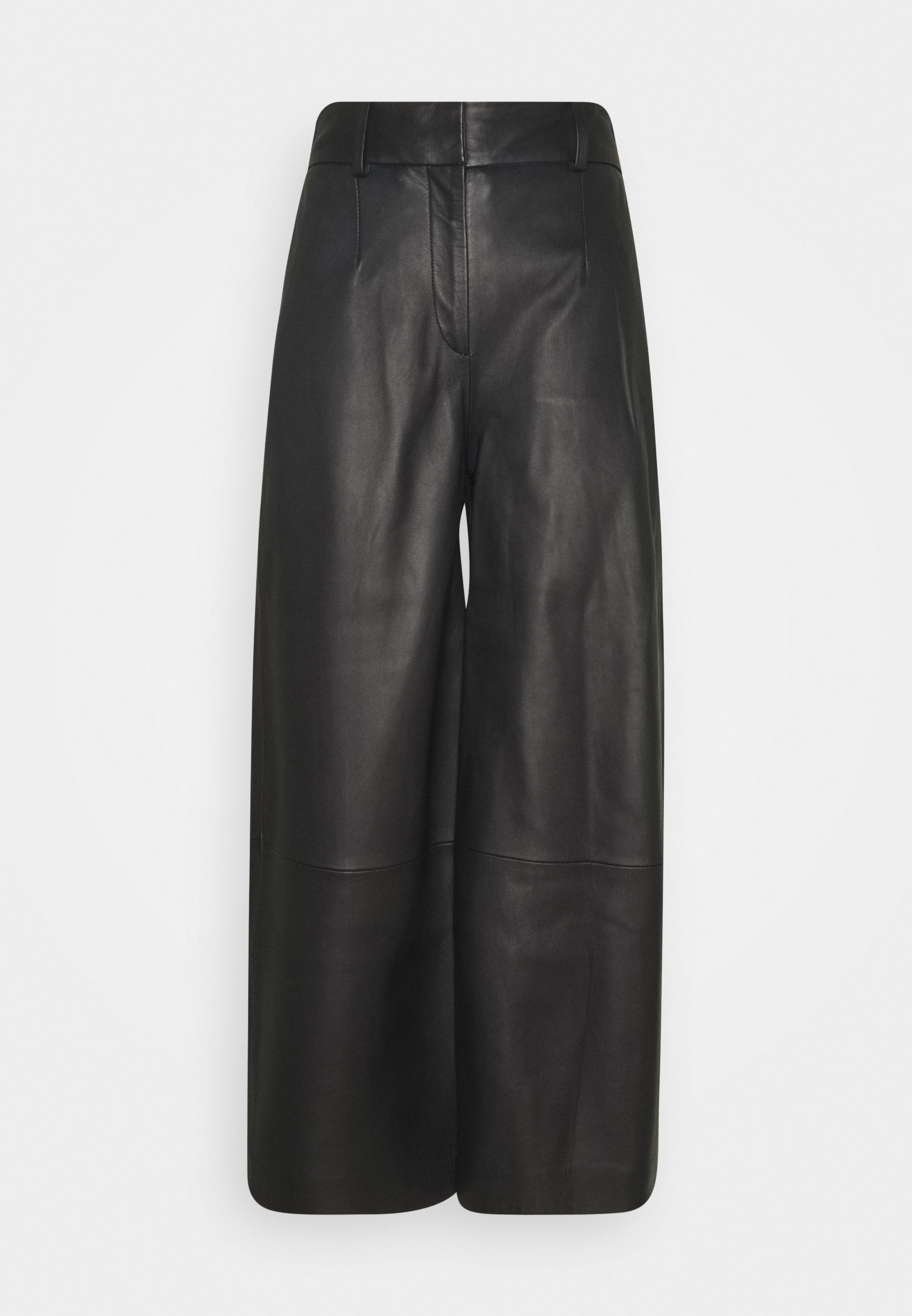 Women CULOTTE - Leather trousers