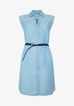 BENNY - Denim dress - blue denim